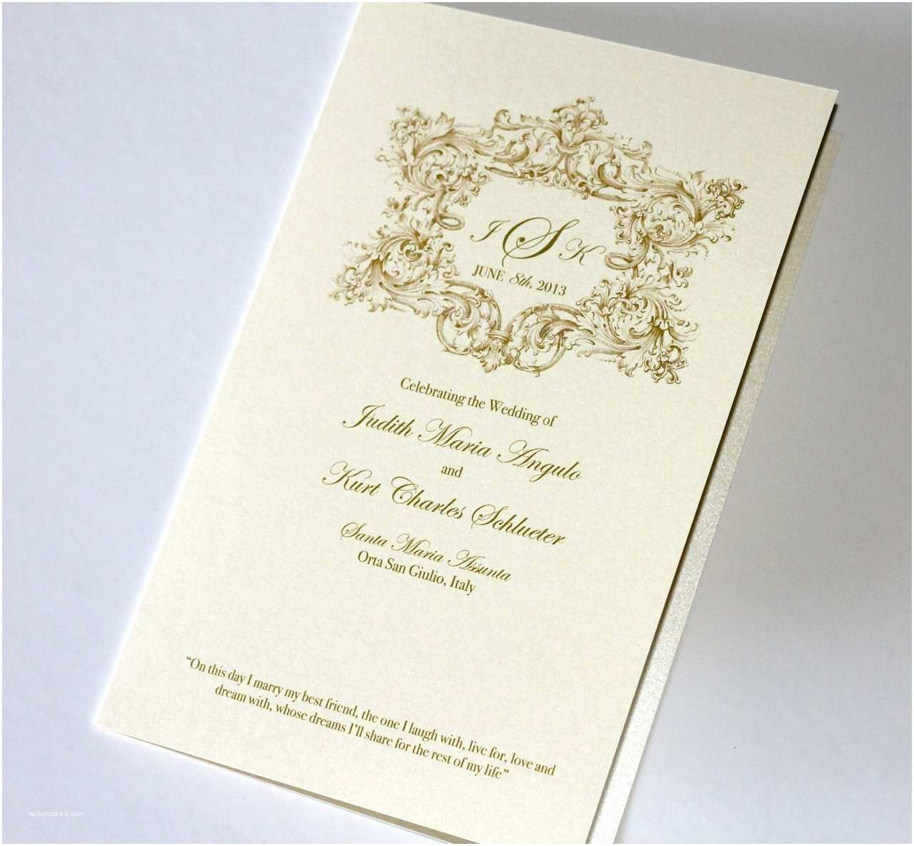 Red Ivory and Gold Wedding Invitations Embellished Paperie Blog