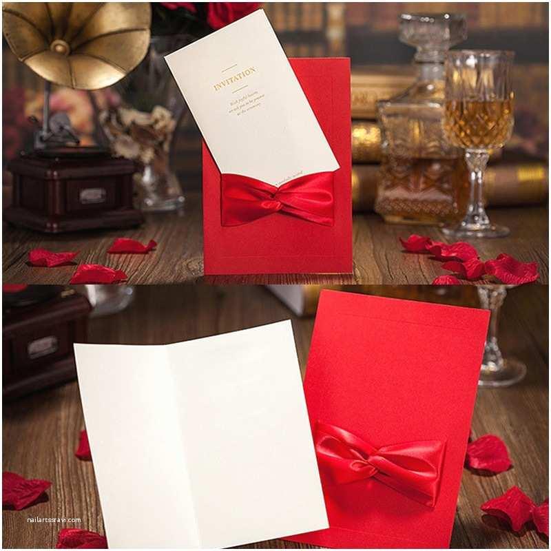 Red Laser Cut Wedding Invitations Red Laser Cut Wedding Invitation Kits Wedding Invitations