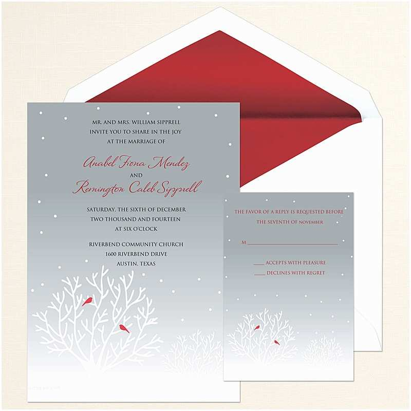 Red Wedding Invitations Your Wedding Invitation and Your Wedding Colors