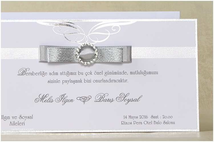 Red White and Silver Wedding Invitations White and Silver Wedding Invitations