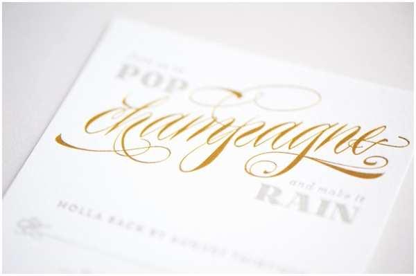 Regency Wedding Invitations Hip Hop Hollywood Regency Wedding Invitations
