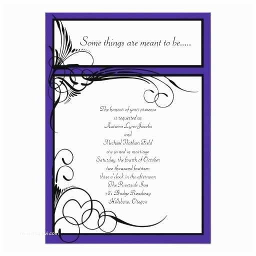 Regency Wedding Invitations Regency Floral Wedding Invitations
