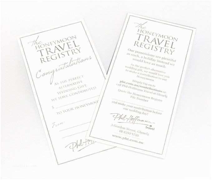 Registry On Wedding Invitation 25 Best Ideas About Honeymoon Registry On Pinterest
