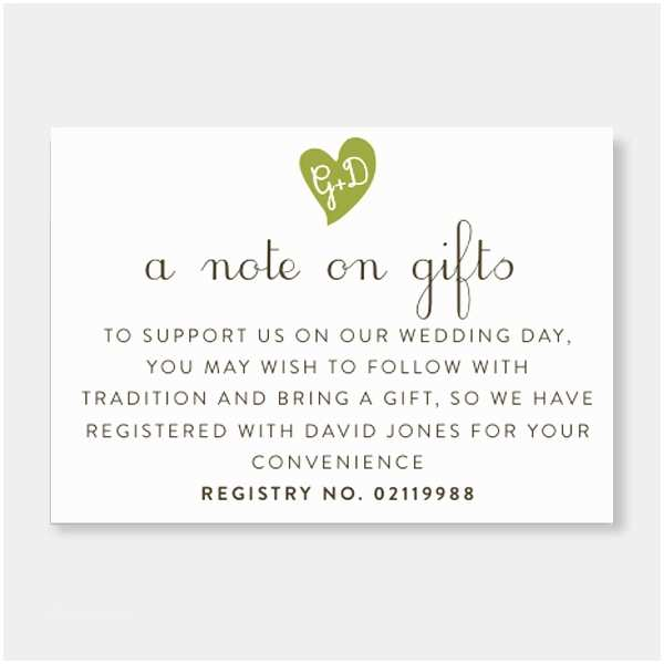 Registry On Wedding Invitation Wedding Invitations with St Gertrude Tree Laser Cut Design