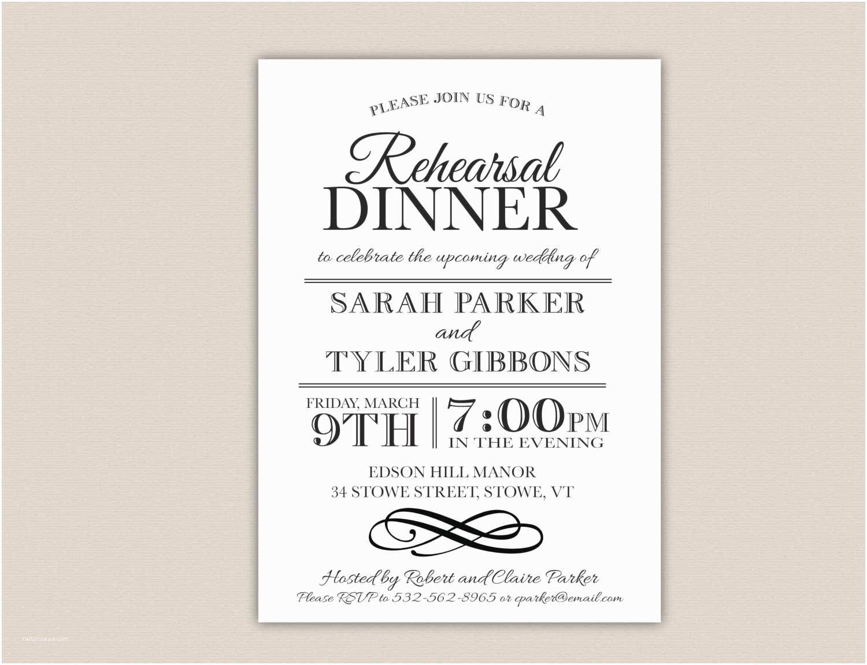 Rehearsal Dinner Invitation Template Creative Rehearsal Dinner Invitation Paper with Inspiring