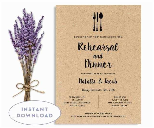 Rehearsal Dinner Invitation Template Rehearsal Dinner Invitation Template Wedding Rehearsal