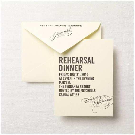 Rehearsal Dinner Invitations Etiquette Wedding Invitation Wording Gangcraft