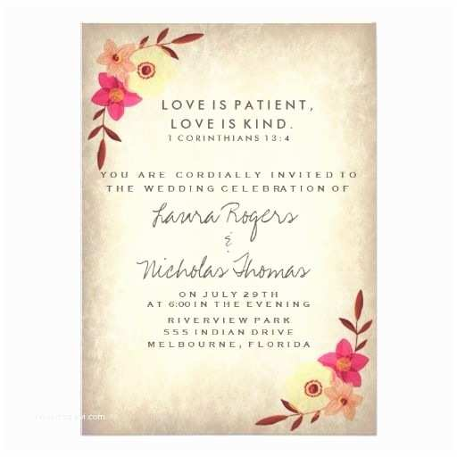 Religious Wedding Invitation Wording 246 Best Christian Wedding Invitations Images On Pinterest