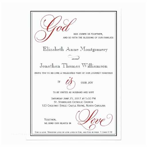 Religious Wedding Invitations 246 Best Christian Wedding Invitations Images On Pinterest