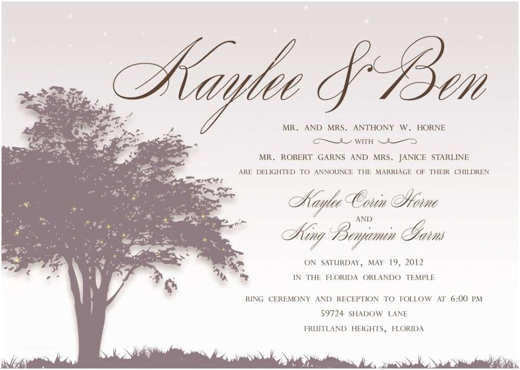 Religious Wedding Invitations Christian Wedding Invitation Wordings