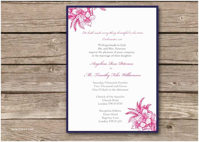 Religious Wedding Invitations Religious Wedding Invitation Wording In Spanish Yaseen for