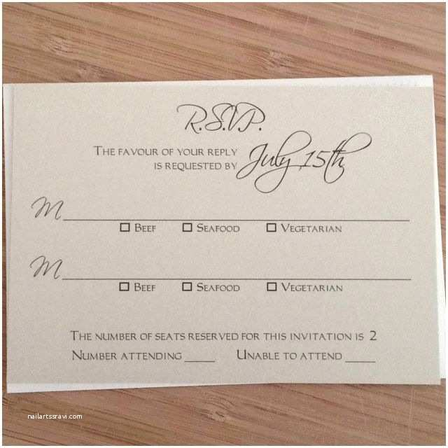 Response Card for Wedding Invitation Wording Best 25 Wedding Rsvp Ideas On Pinterest