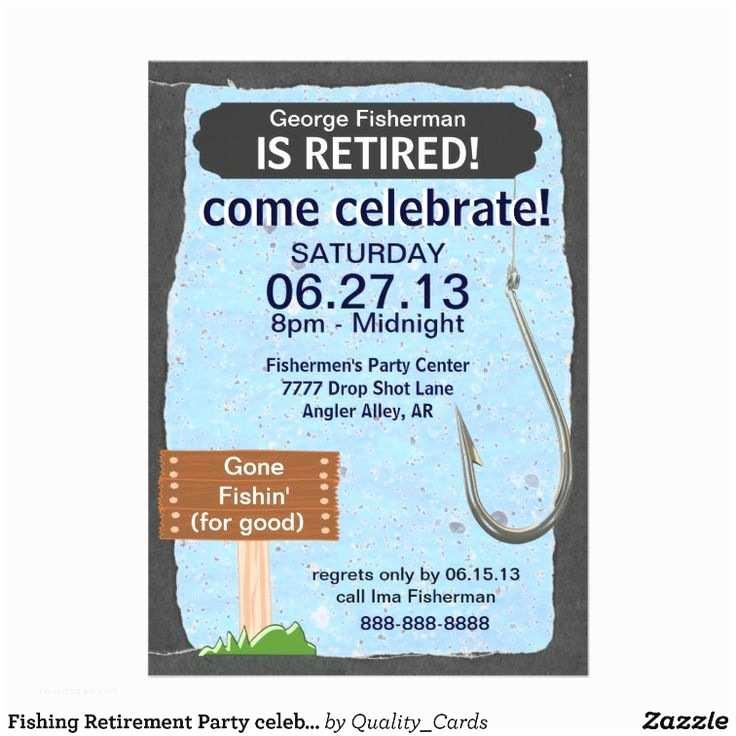 Retirement Invitation Ideas 119 Best Retirement Party Ideas Images On Pinterest