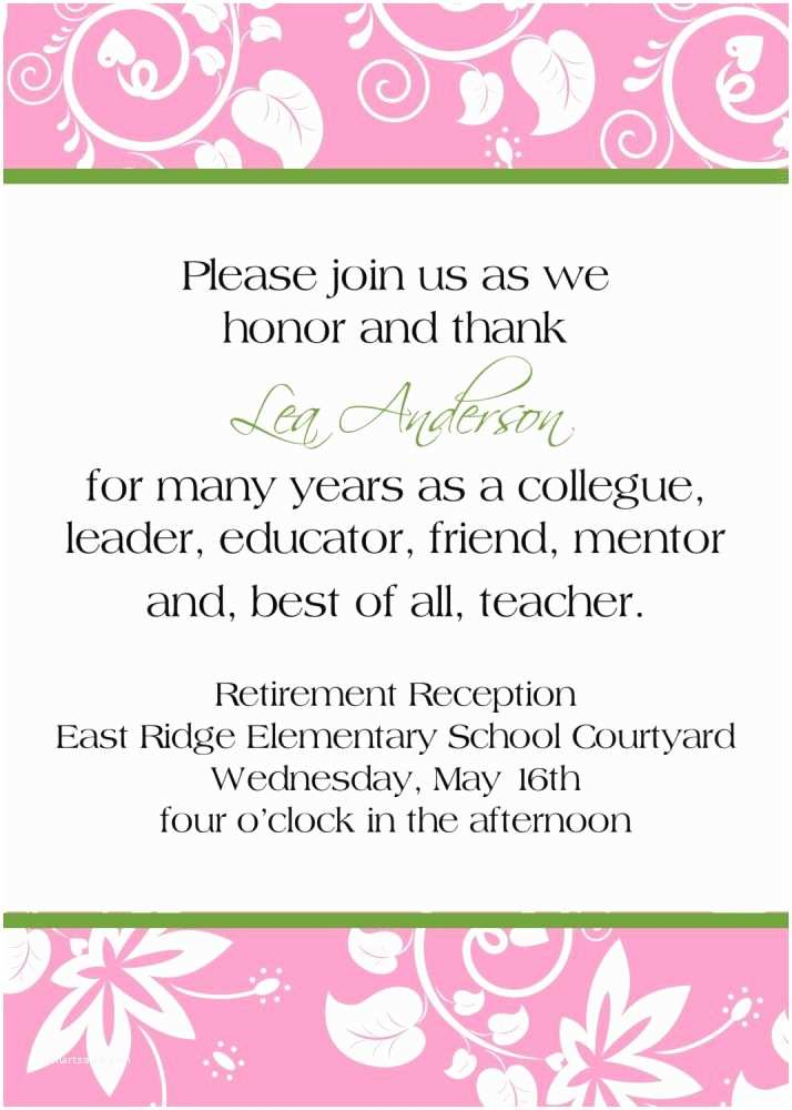 Retirement Invitation Ideas 25 Best Ideas About Retirement Party Invitations On