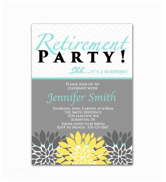 Retirement Invitation Ideas Retirement Party Invitation