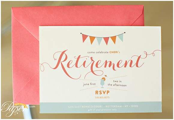Retirement Invitation Template 12 Retirement Party Invitations