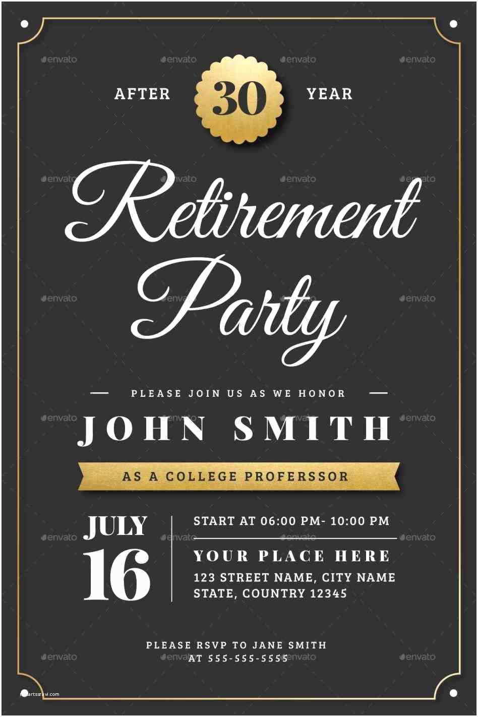 Retirement Invitation Template Powerpoint Templates Free Download Retirement Choice Image