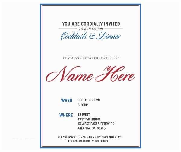 Retirement Invitation Template Retirement Invitation Card format Hindi Gallery