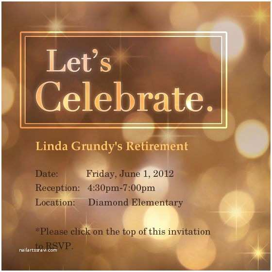 Retirement Invitation Templates Free Free Retirement Invitations Template