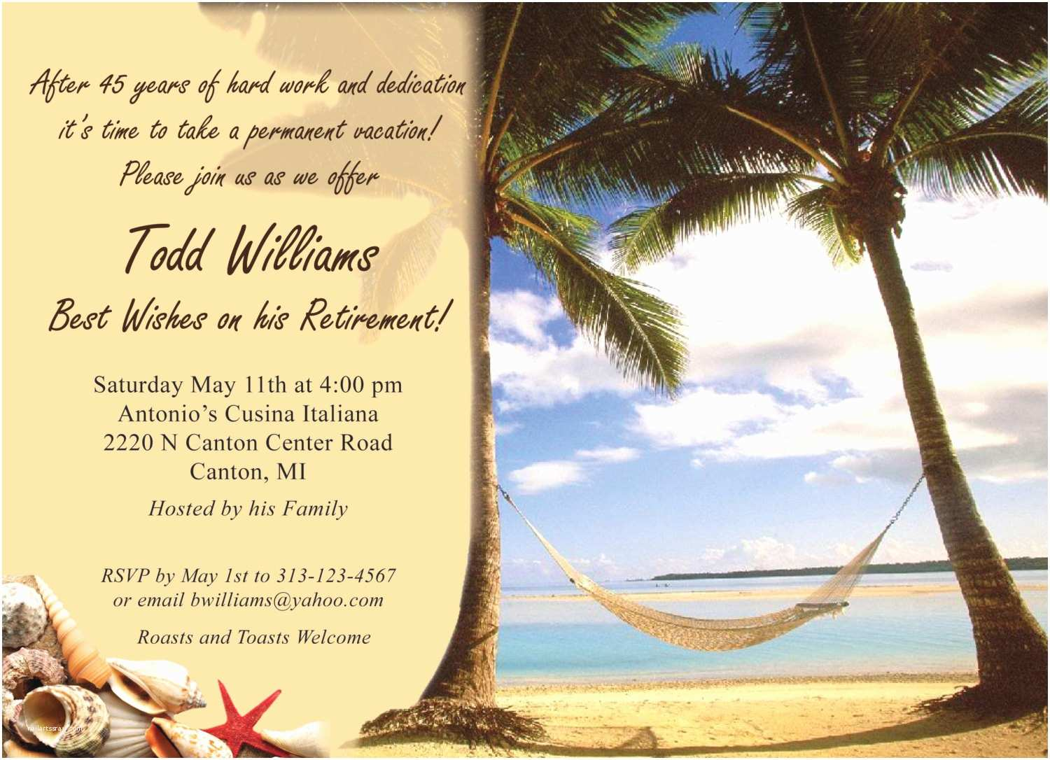 Retirement Invitation Wording Free Printable Retirement Party Invitations