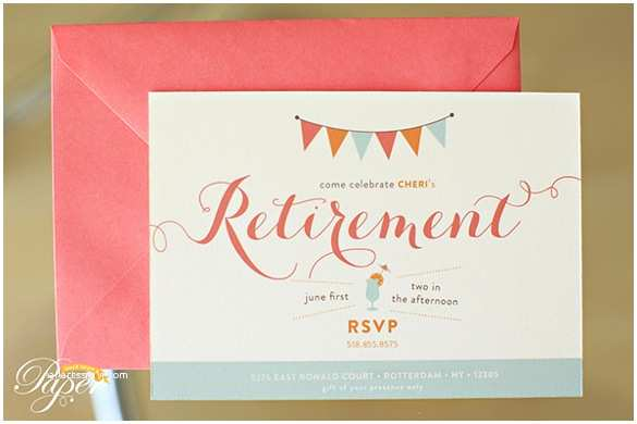 Retirement Party Invitation Template Free 11 Retirement Party Flyer Templates to Download