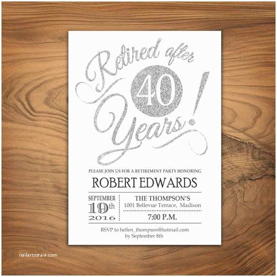 Retirement Party Invitations Best 25 Retirement Invitations Ideas Only On Pinterest