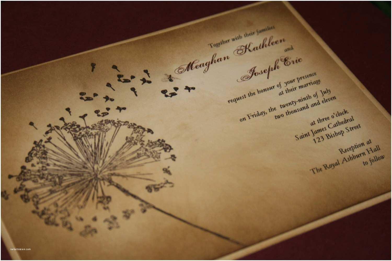 "Retro Wedding Invitations ""i Do"" they Vowed"