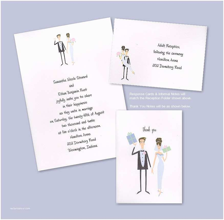 Retro Wedding Invitations Retro Romance Wedding Invitation
