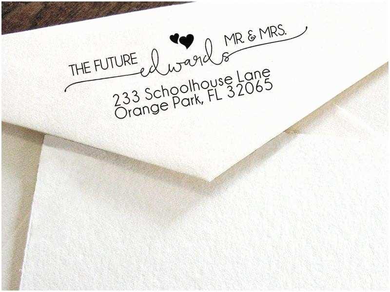 Address Labels For Wedding Invitations