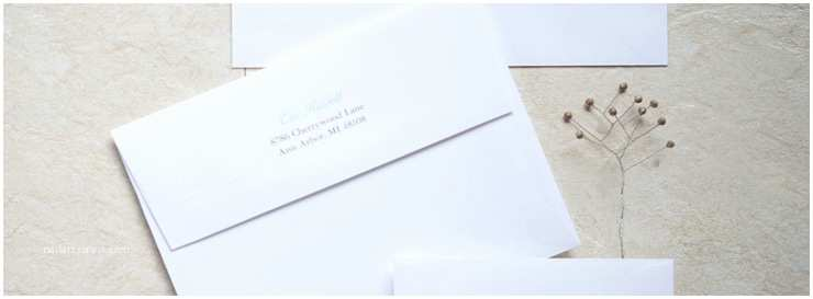 Return Address Labels for Wedding Invitations Return Address Wedding Etiquettereturn Address Wedding