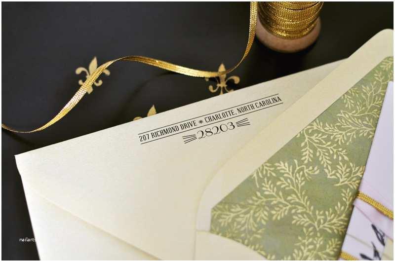 Return Address On Wedding Invitations Return Address Wedding Invitations – Gangcraft
