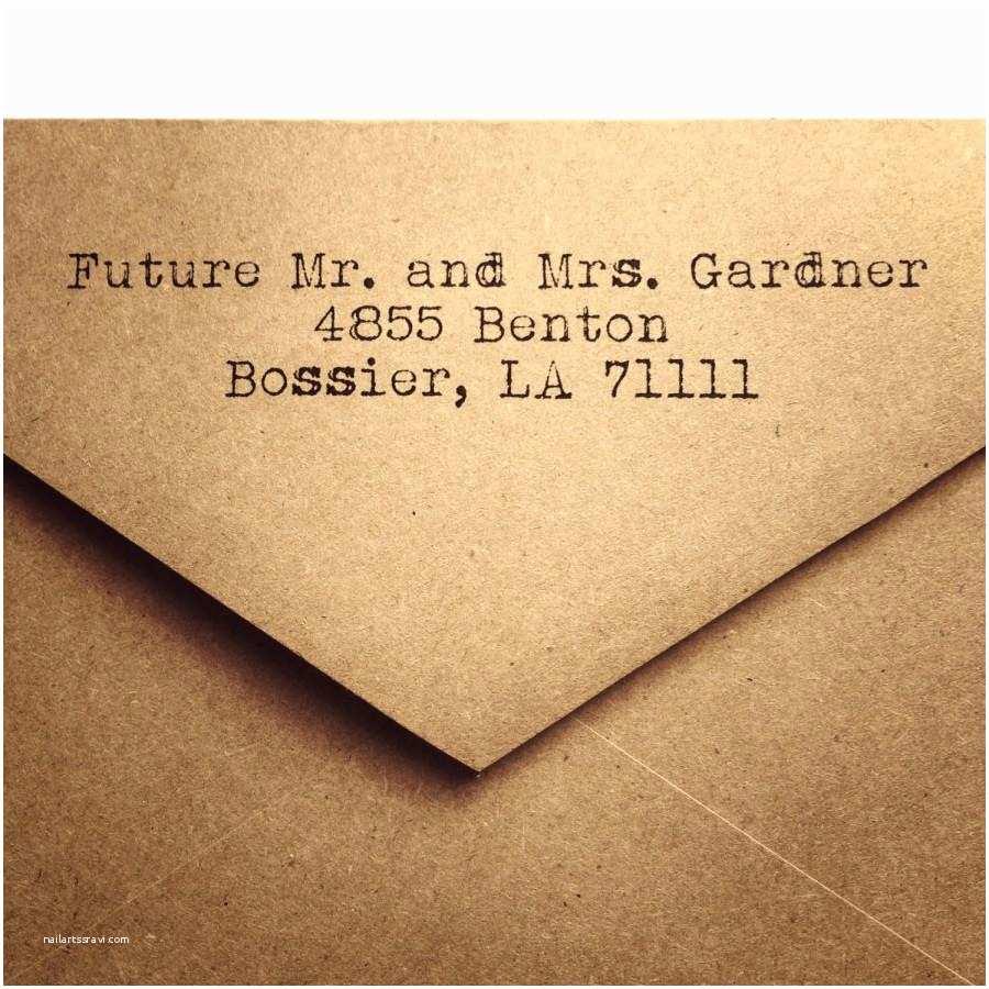 Return Address Wedding Invitations 25 Rustic Return Address A2 Envelopes Wedding Return