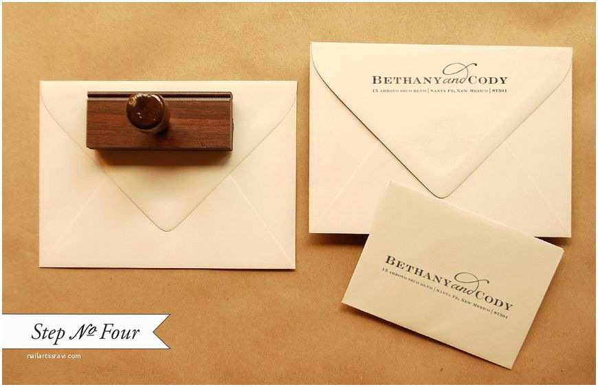 Return Address Wedding Invitations Ct Designs Calligraphy and Wedding Stationery Your