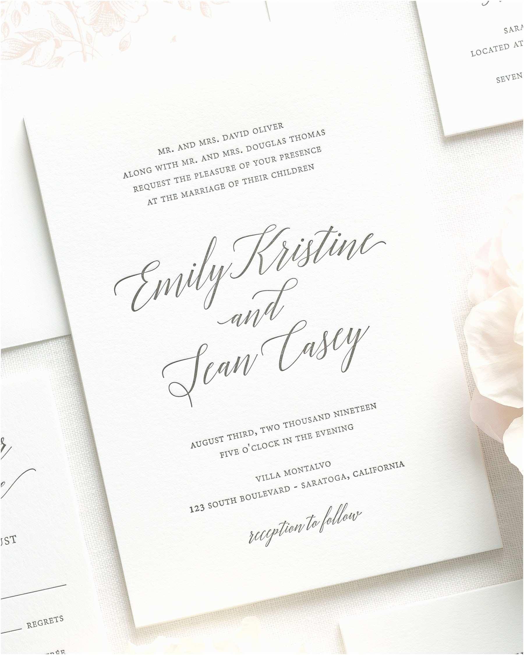 Return Address Wedding Invitations Funky Return Address for Wedding Invitations Pattern
