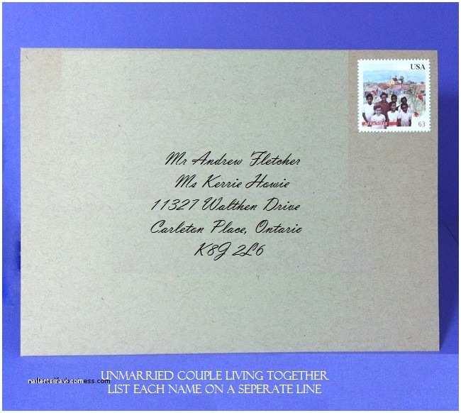 Return Address Wedding Invitations Wedding Invitation Fresh Proper Way to Write Return