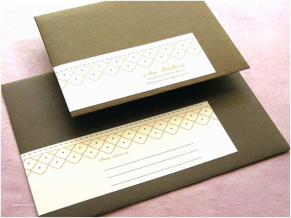 Return Labels for Wedding Invitations Return Address Location for Wedding Invitations Archives
