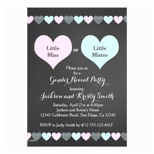 Reveal Party Invitations 17 Best Images About Gender Reveal Ts On Pinterest