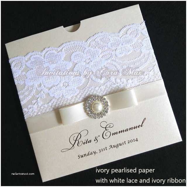 Ribbon Brooch Wedding Invitation Wedding Invitations with Ribbon Excellent Ideas within Pink and Gray Pocket Elegant Ewpi090