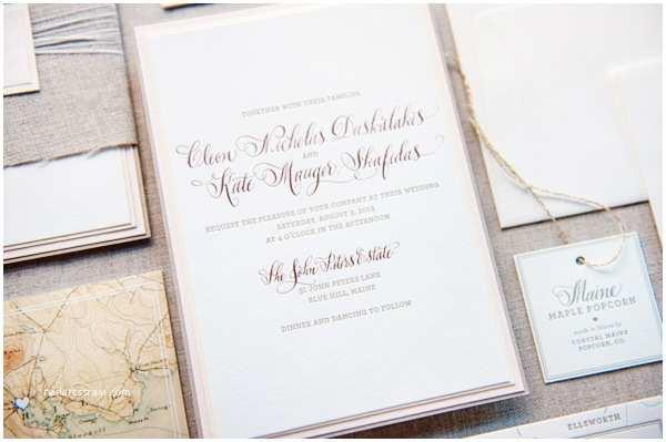 Rose Gold Foil Wedding Invitations Kate Cleon S Romantic Rose Gold Foil Wedding Invitations