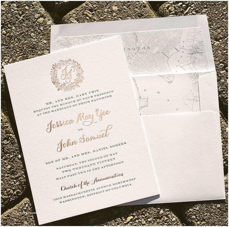 Rose Gold Wedding Invitations Best 25 Gold Wedding Invitations Ideas On Pinterest