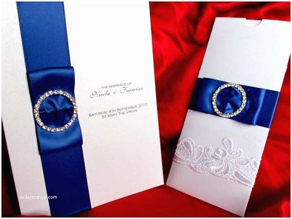 Royal Blue and Black Wedding Invitations Royal Blue Wedding Decorations