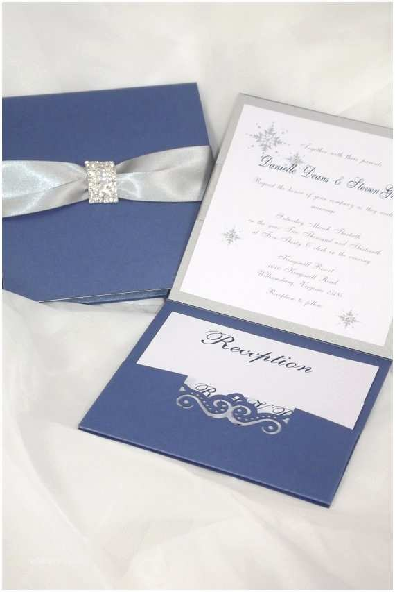 top pilation of royal blue and silver wedding invitations