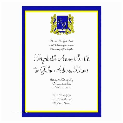 """Royal Blue And Gold Wedding S Royal Wedding  Blue And Gold 5"""" X 7"""""""