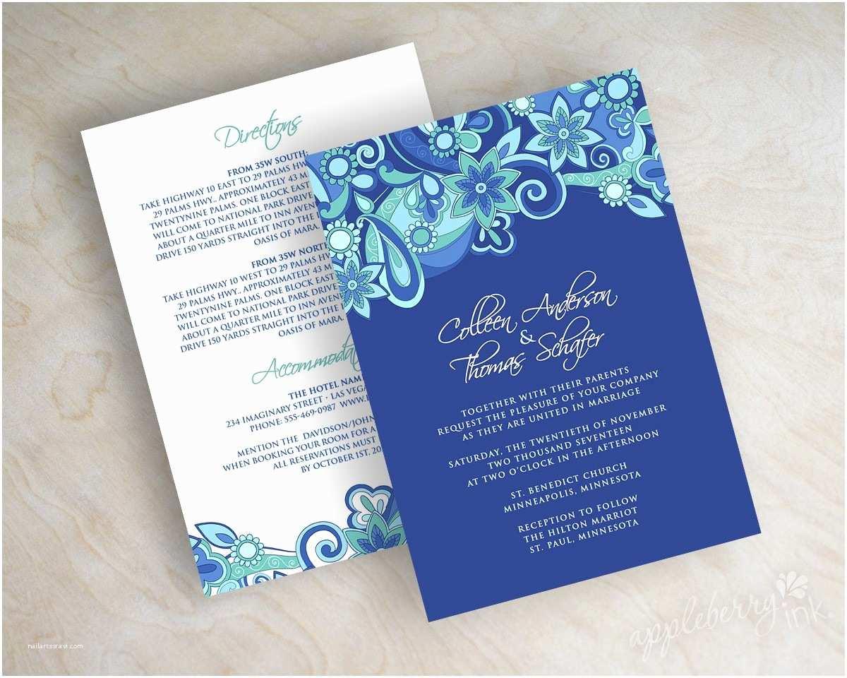 Royal Blue Wedding  Excellent Royal Blue Wedding