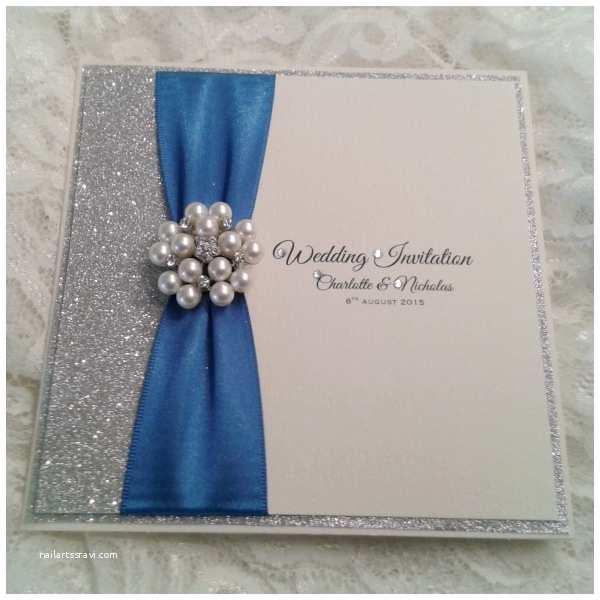 Royal Blue Wedding Invitations Royal Blue  Silver Wedding Invitations Royal Blue