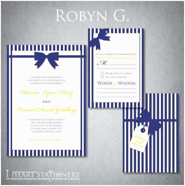 Royal Blue Wedding Invitations Wedding Invitation Royal Blue And Yellow Matik