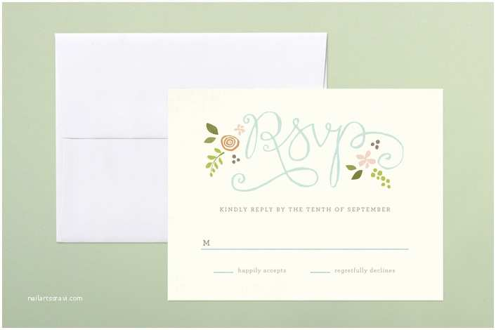 Rsvp Wedding Invitation Wedding Rsvp Wording How to Uniquely Word Your Wedding