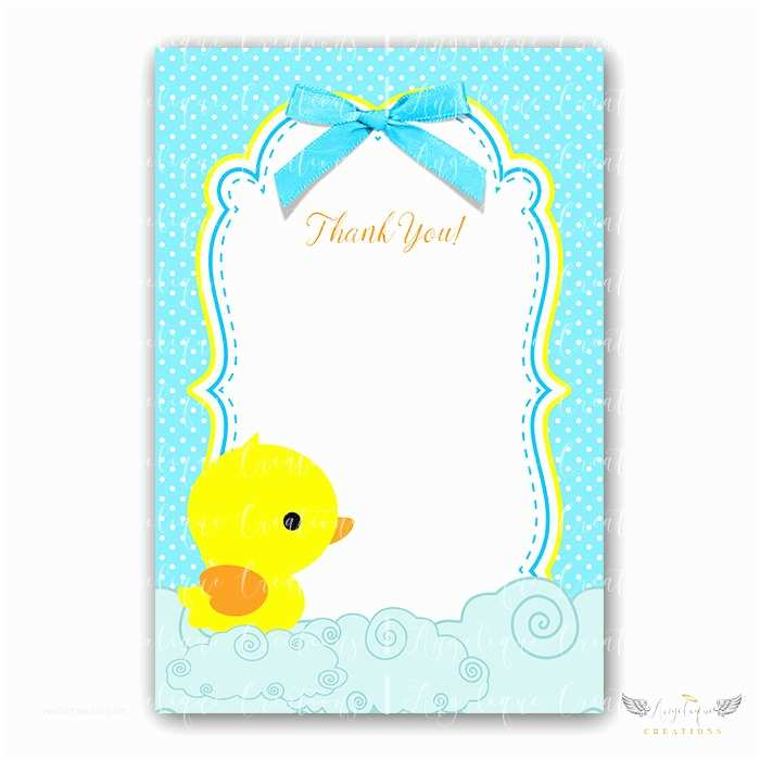 Rubber Duck Baby Shower Invitations Free Printable Rubber Ducky Baby Shower Invitations