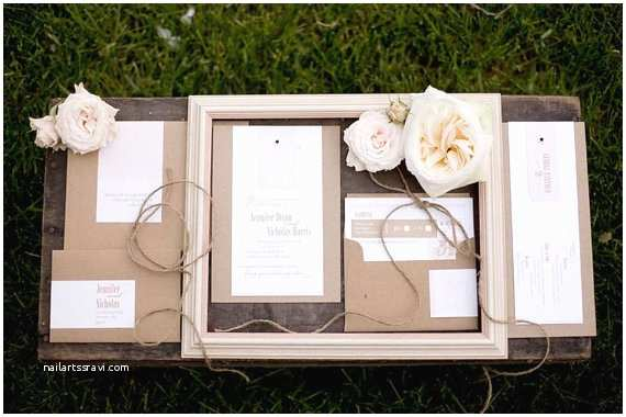 Rustic Elegant Wedding Invitations Simply by Tamara Nicole Seattle Weddings Rustic Etsy