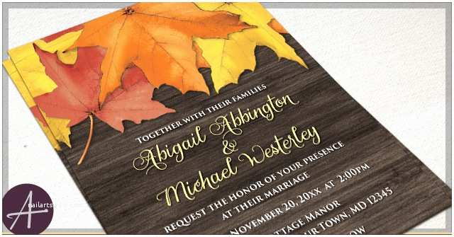 Rustic Fall Wedding  Rustic Autumn Wedding